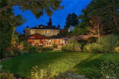 Kirkland Single Family Home For Sale: 1012 3rd St