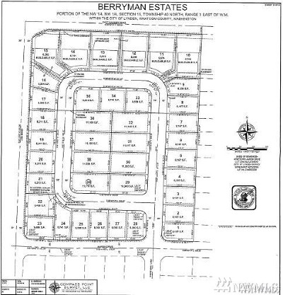 Lynden WA Residential Lots & Land For Sale: $140,000