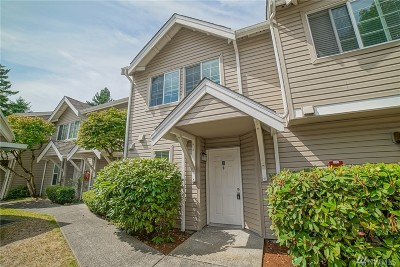 Federal Way Condo/Townhouse For Sale: 2100 S 336th St #P5