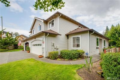 Edmonds Condo/Townhouse For Sale: 15607 48th Place W