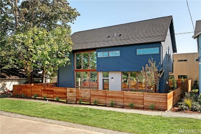Seattle Single Family Home For Sale: 1115 SW Webster