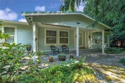 Poulsbo Single Family Home For Sale: 20900 Lincoln Place NE