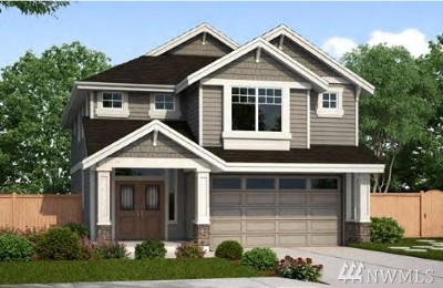 Issaquah Single Family Home For Sale: 2120 NW Lynx Loop (Homesite 18)