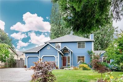 Thurston County Single Family Home For Sale: 5117 Arlington Ct SE