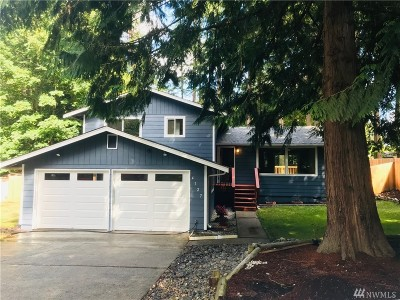 Gig Harbor Single Family Home For Sale: 4127 67th Ave NW