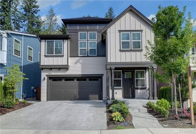 Sammamish Single Family Home For Sale: 24148 NE 15th Way
