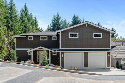 Tacoma Single Family Home For Sale: 6454 View Ridge Dr