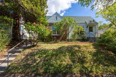 Seattle Single Family Home For Sale: 5706 8th Ave NW