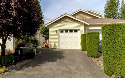 Puyallup WA Single Family Home For Sale: $225,000