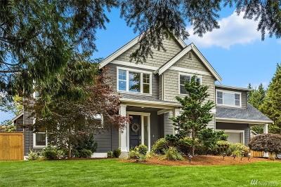 Shoreline Single Family Home For Sale: 17409 8th Ave NE