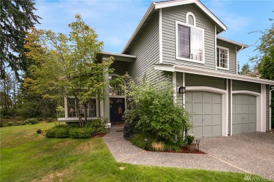 Bothell Single Family Home For Sale: 12811 NE 203rd Place