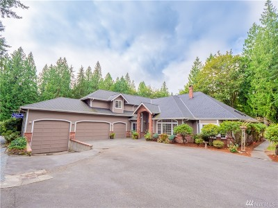 Enumclaw Single Family Home For Sale: 36515 249th Ave SE