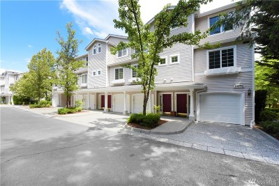 Bellevue WA Single Family Home For Sale: $570,000