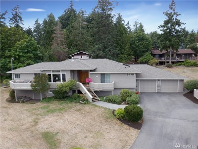 La Conner Single Family Home For Sale: 243 Puyallup Place
