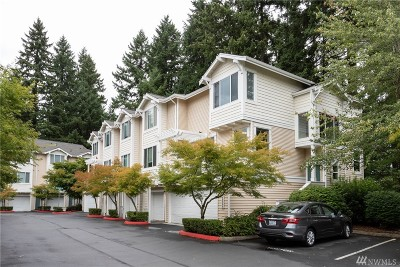 Bothell Condo/Townhouse For Sale: 16364 NE 119th #28-5
