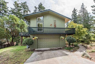 Sequim Single Family Home For Sale: 151 Woodland Dr