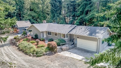 Lynnwood Single Family Home For Sale: 18105 Olympic View Dr