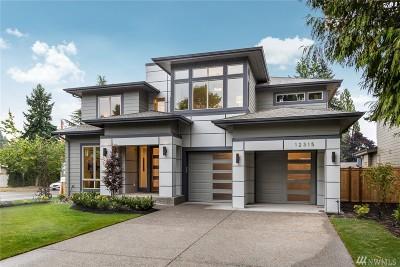 Kirkland Single Family Home For Sale: 12315 NE 107th St