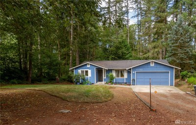 Pierce County Single Family Home For Sale: 13302 138th Ave NW
