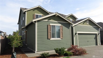 Spanaway Single Family Home For Sale: 2111 186th St Ct E