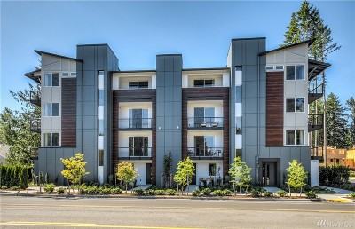 Sammamish Condo/Townhouse For Sale: 23119 NE 8th St #B105