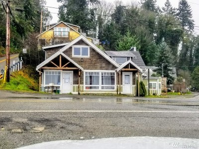 Port Orchard Multi Family Home For Sale: 1443 Arnold Ave E