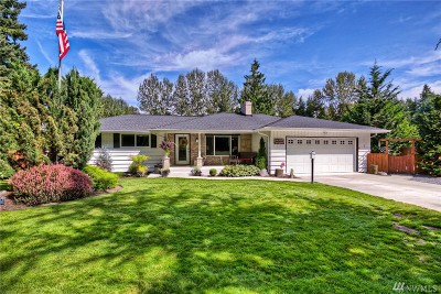 Puyallup Single Family Home For Sale: 4205 7th St SW