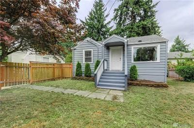 Shoreline Single Family Home For Sale: 2006 N 145th St