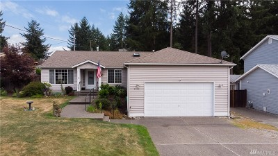 Lacey Single Family Home For Sale: 4100 Arbor Dr SE