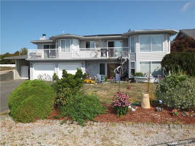 Blaine Single Family Home For Sale: 5492 Salish Rd
