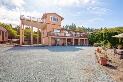 Camano Island Single Family Home For Sale: 6 E North Camano Drive