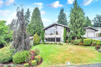 Bothell Single Family Home For Sale: 10232 NE 198th St