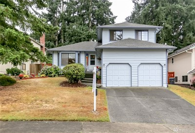 Federal Way Single Family Home For Sale: 2639 S 355th Place
