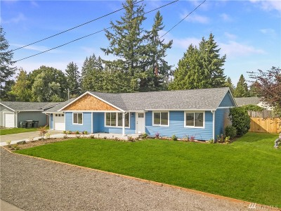 Lacey Single Family Home For Sale: 4416 23rd Ave SE