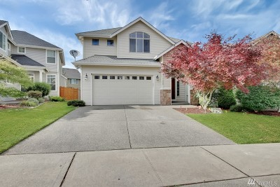 Puyallup WA Single Family Home For Sale: $375,000