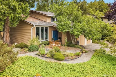 Issaquah Single Family Home For Sale: 4601 192nd Ave SE