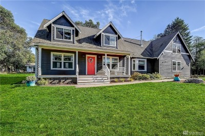 Pierce County, King County Single Family Home For Sale: 26920 94th Ave SW