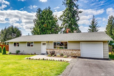 Poulsbo Single Family Home For Sale: 18611 10th Ave NE