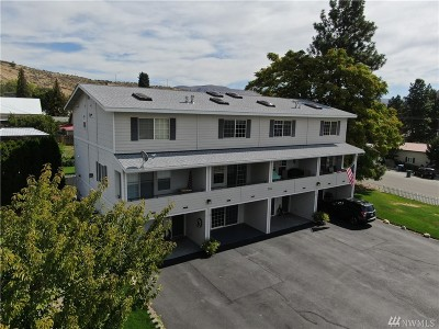 Chelan Condo/Townhouse For Sale: 504 N Saunders St #3