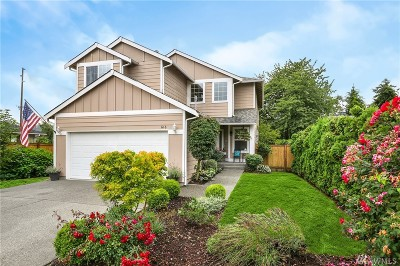 Puyallup WA Single Family Home For Sale: $349,950