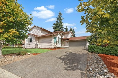 Edmonds Single Family Home For Sale: 14729 54th Place W