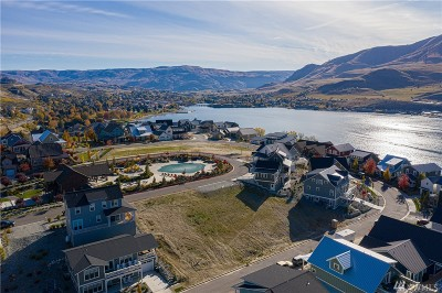 Chelan, Chelan Falls, Entiat, Manson, Brewster, Bridgeport, Orondo Residential Lots & Land For Sale: 279 Porcupine Lane