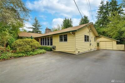 Edmonds Single Family Home For Sale: 21102 Summit Lane