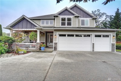 Milton Single Family Home For Sale: 603 27th Ave