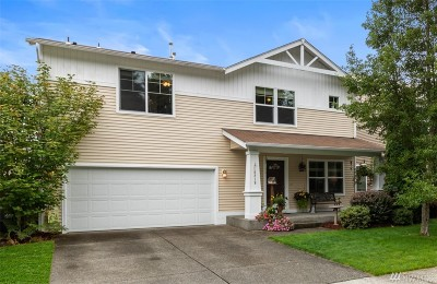 Puyallup WA Single Family Home For Sale: $409,500