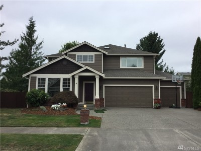 Puyallup WA Single Family Home For Sale: $439,850