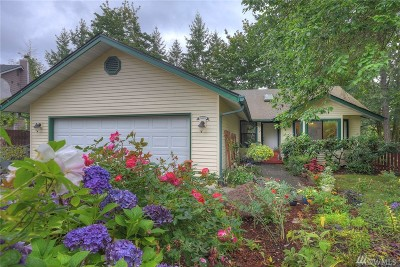 Port Orchard Single Family Home For Sale: 3009 Parkington Place SE