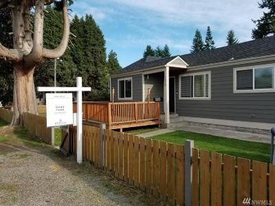 Auburn Single Family Home For Sale: 1016 1st St SE