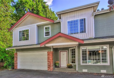 Edmonds Single Family Home For Sale: 21503 80th Ave W #203