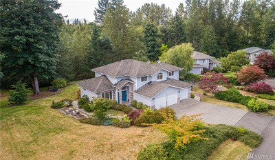 Woodinville Single Family Home For Sale: 15214 238th Place SE